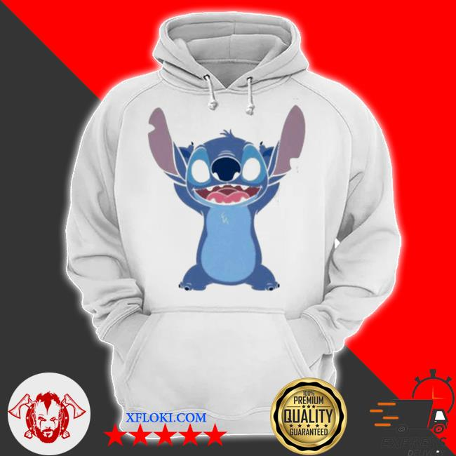 Stitch supernatural creature s hoodie