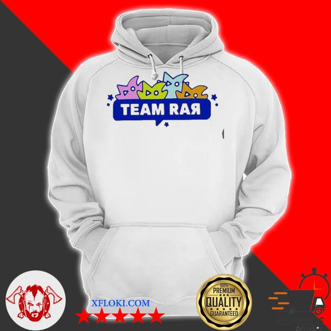 Team rar monsters s hoodie
