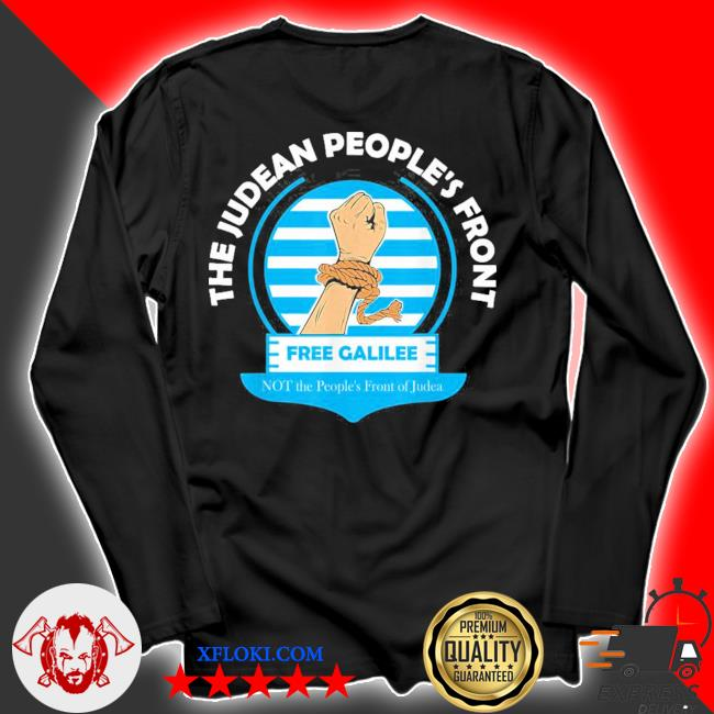 The judean people's front new 2021 s longsleeve