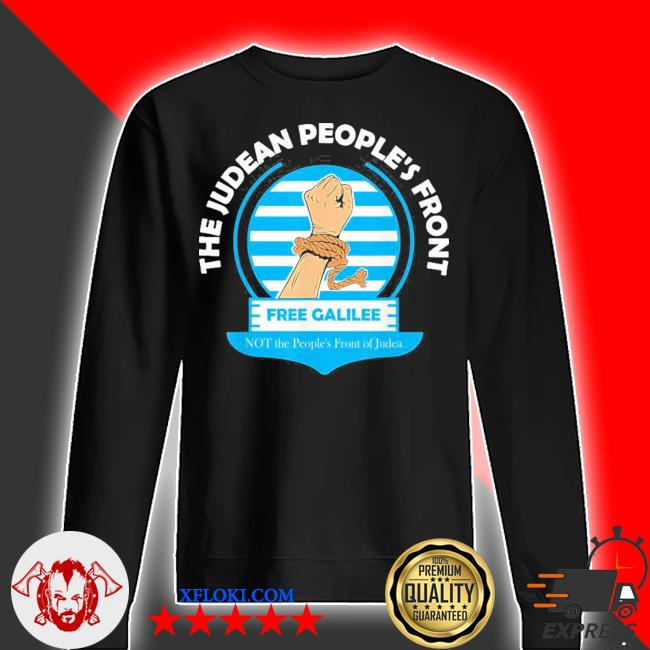 The judean people's front new 2021 s sweater