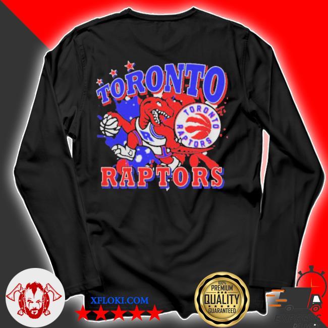 The toronto raptors logo 2021 s longsleeve