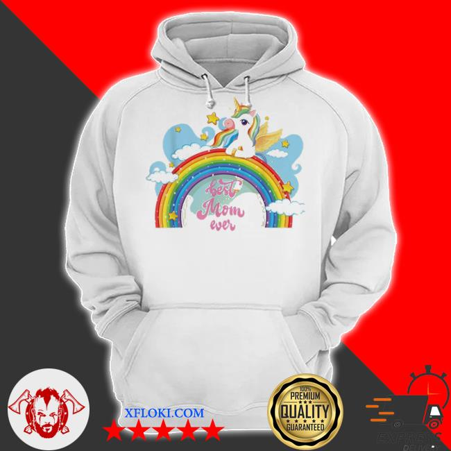 unicon Ladies mother's day present super mum new 2021 s hoodie