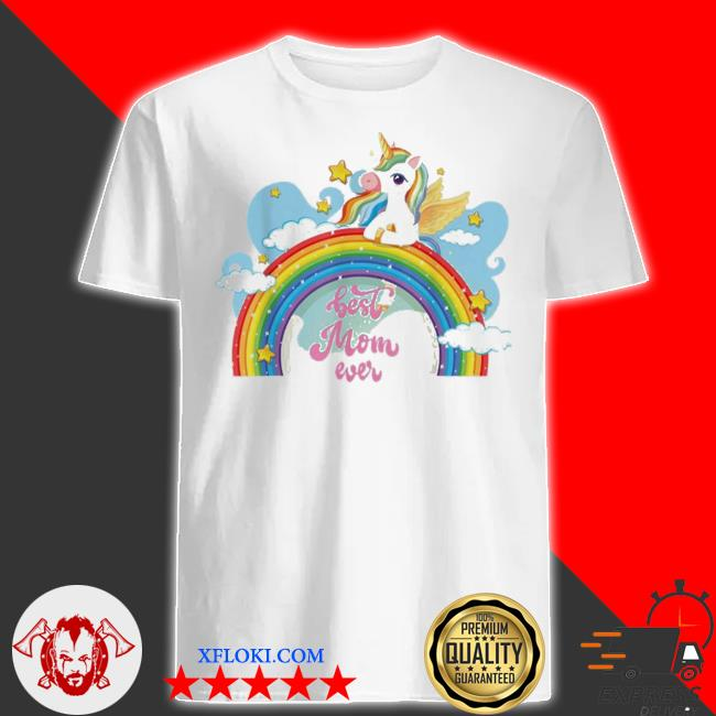 unicon Ladies mother's day present super mum new 2021 shirt