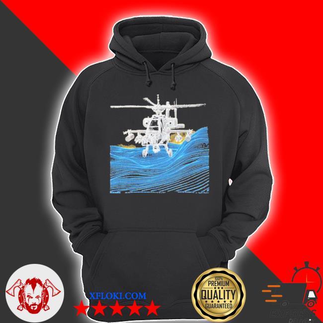 Vintage apache ah 64 helicopter s hoodie