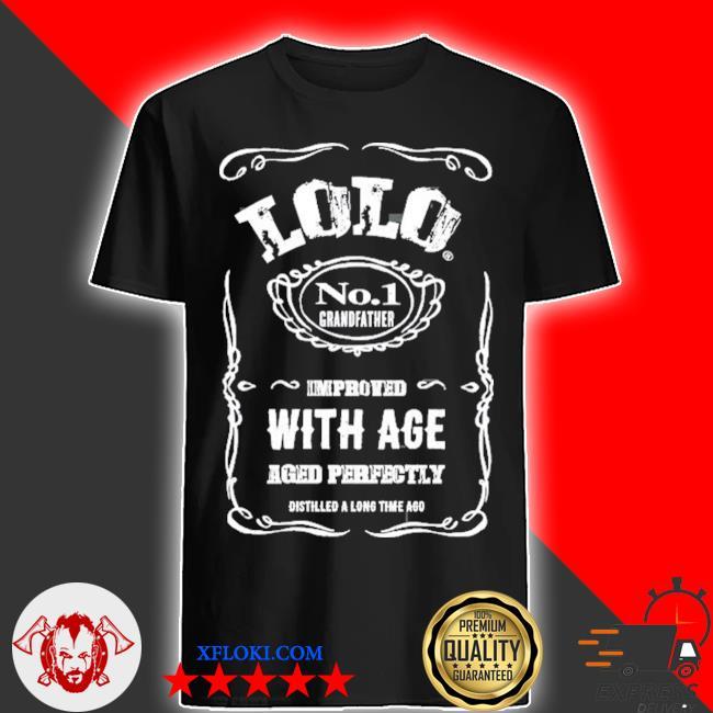 Vintage lolo filipino grandfather shirt