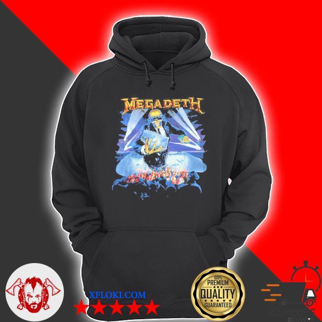 Vintage megadeth s hoodie