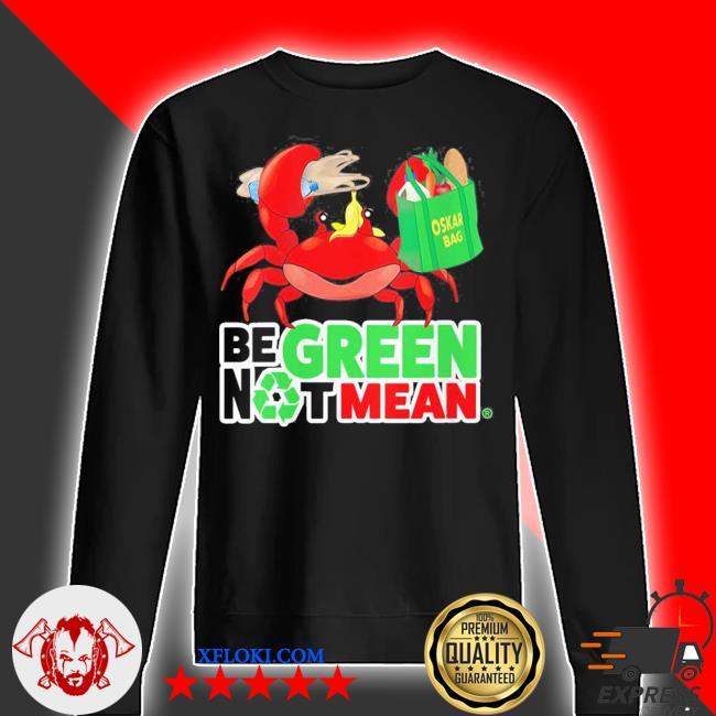 Womens oskar be green not mean new 2021 s sweater