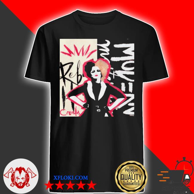 Cruella Rebel Heart Modern Masterpiece Funny Unisex Shirt