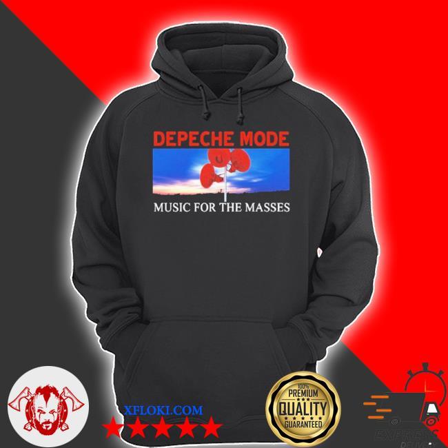 Depeche Mode Music For The Masses Shirt hoodie