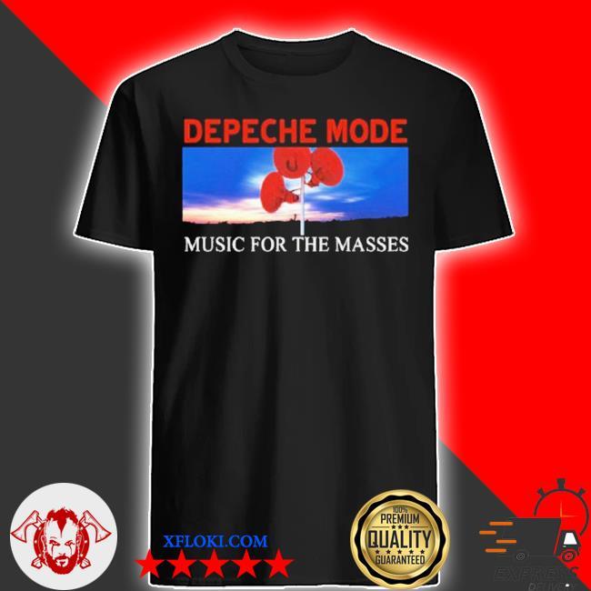 Depeche Mode Music For The Masses Shirt