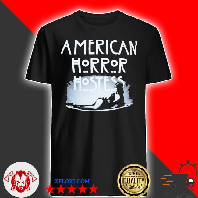 Elvira American Horror Mens T Shirt