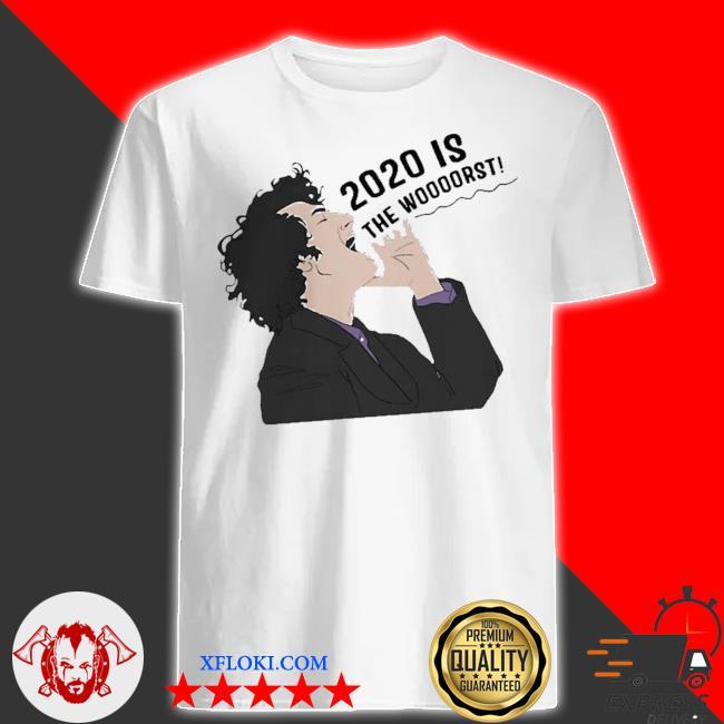 Jean ralphio democratic party 45 is the woooorst shirt