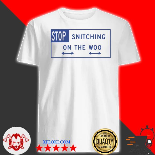 Stockx pop smoke x vlone stop snitching shirt