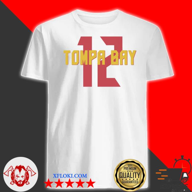 Tompa Bay 12 Shirt