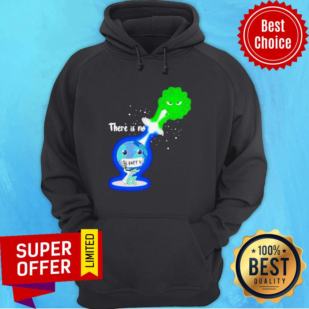 Top There Is No Planet B Kamehameha Covid -19 Hoodie