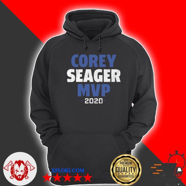 Corey seager mvp los angeles baseball s hoodie