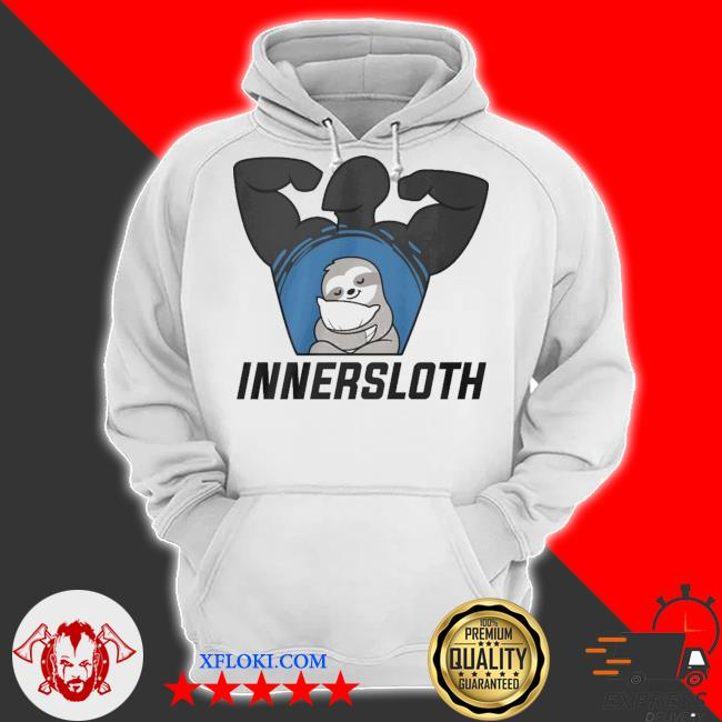 Inner Sloth s hoodie