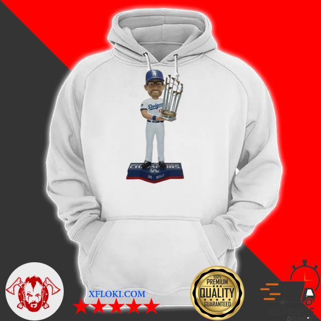 Joe Kelly Los angeles dodgers 2020 world series champions s hoodie