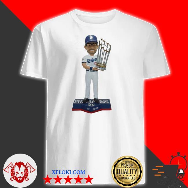 Joe Kelly Los angeles dodgers 2020 world series champions shirt