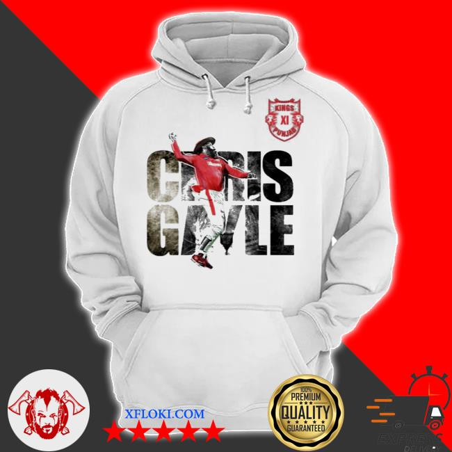 Kings xi punjab the king crown of the jungle s hoodie