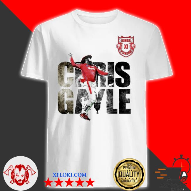 Kings xi punjab the king crown of the jungle shirt