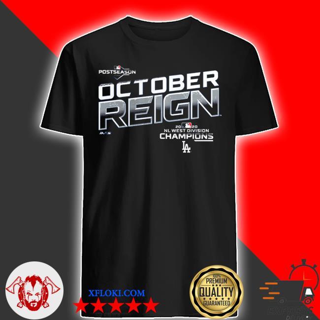 Los angeles dodgers royal mlb 2020 champions baseball shirt