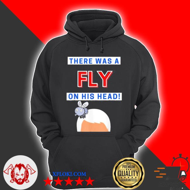 Mike pence fly on his head vp debate fly pence's head 2020 s hoodie