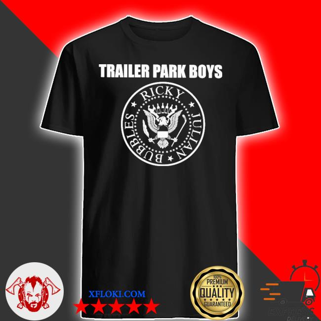 Ricky trailer park boys shirt