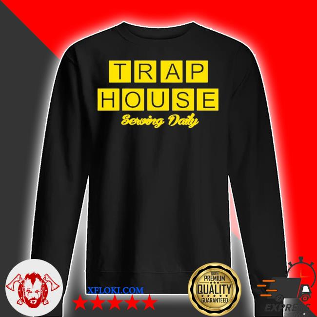 Trap house outkast s sweater