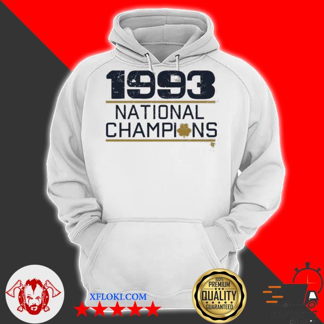 1993 national champs s hoodie