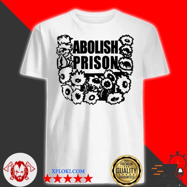Abolish prison Jesse houle begins athens district 6 shirt