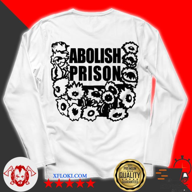 Abolish prison Jesse houle begins athens district 6 s unisex longsleeve