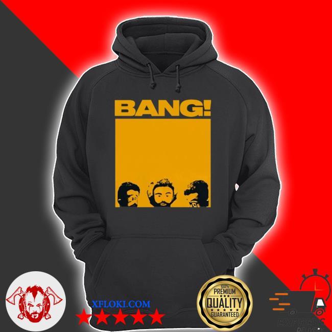 Ajr merch ajr bang square s hoodie