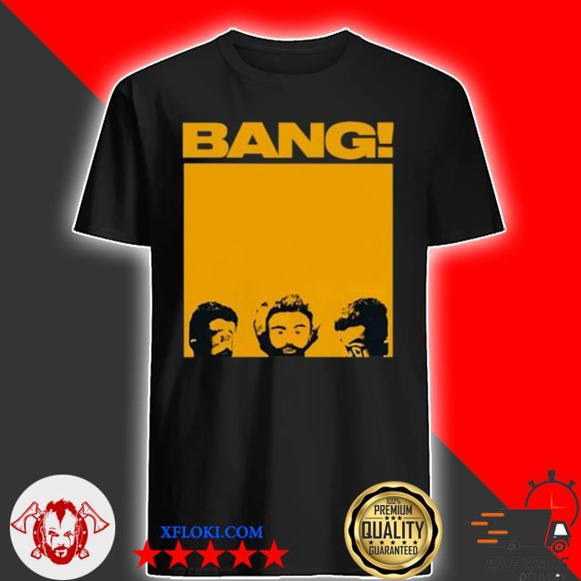 Ajr merch ajr bang square shirt