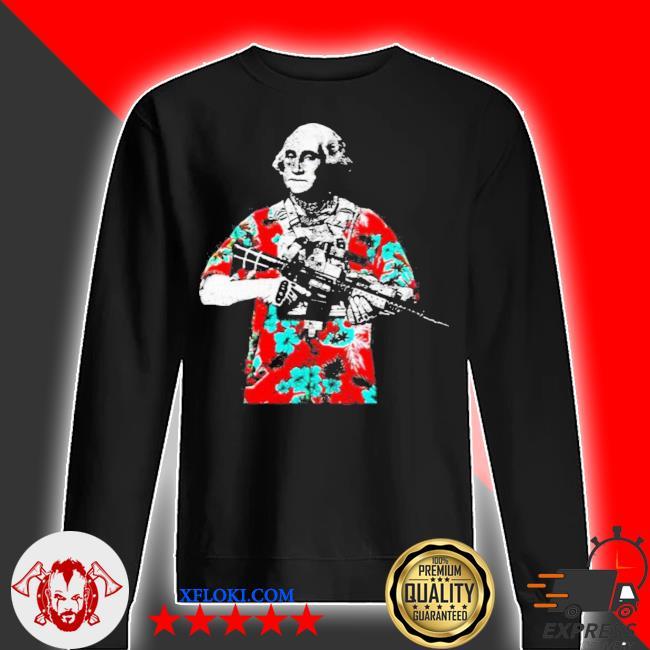 Boogaloo george washington 2020 s sweater