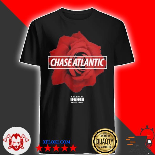 Chance chase atlantic merch self titled shirt