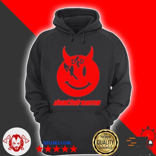 Death dreams devil deathdreams s hoodie