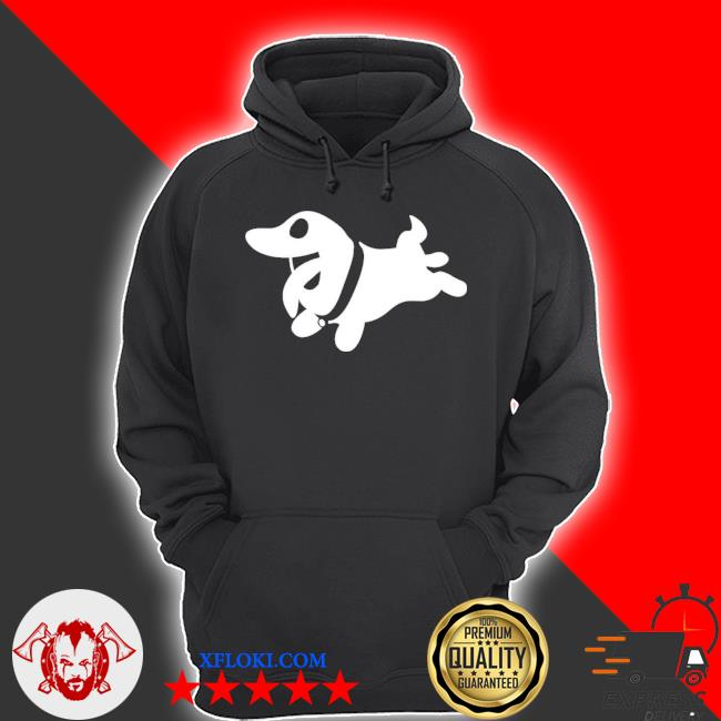 Glow in the dark polter pup s hoodie