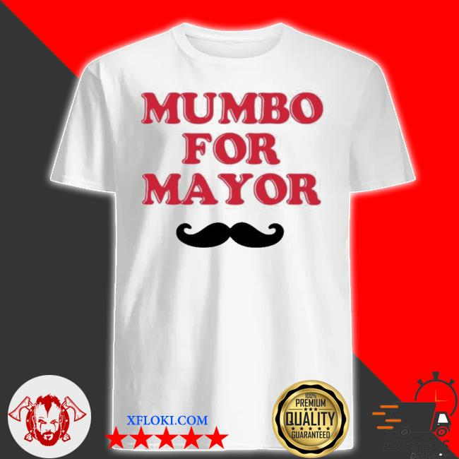 Grian merch mumbo for mayor shirt