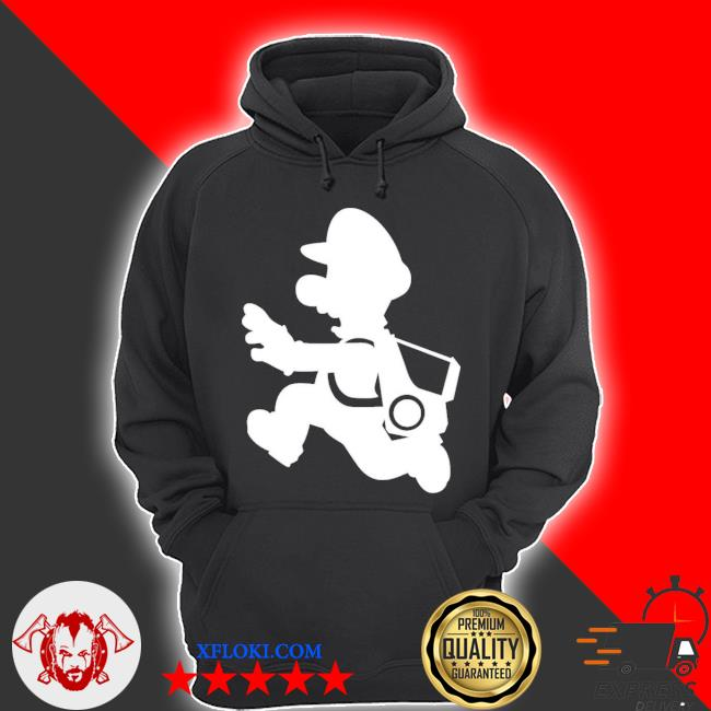 Marion glow in the dark polter pup s hoodie