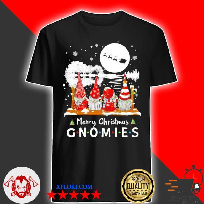 Merry christmas gnomies ugly Christmas sweater