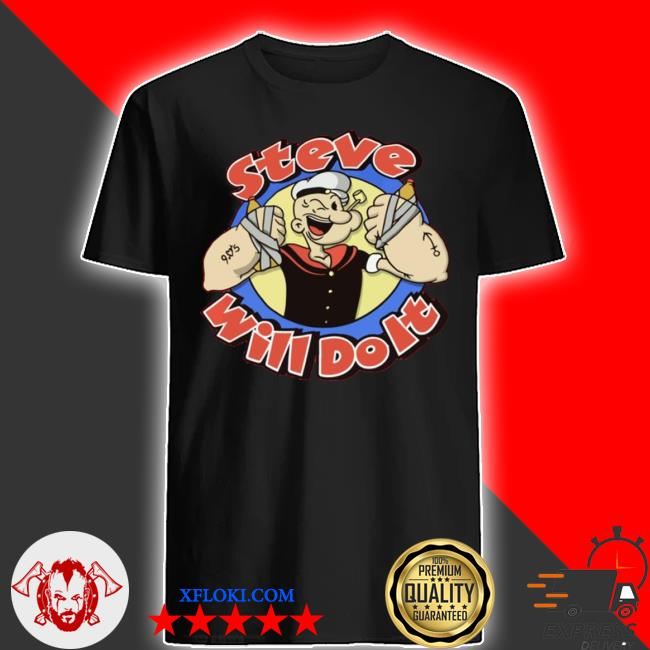 Xfloki Nelk Boys Red Stevewilldoit Cartoon Shirt Centara Check out our steve will do it selection for the very best in unique or custom, handmade pieces from our shops. xfloki nelk boys red stevewilldoit
