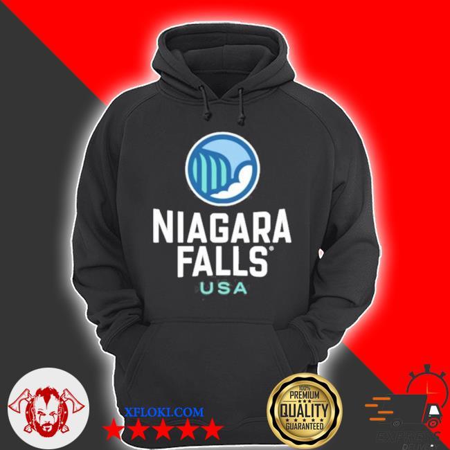 Niagara falls heart usa pullover s hoodie