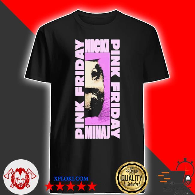 Nicki minaj merch moment 4 life shirt