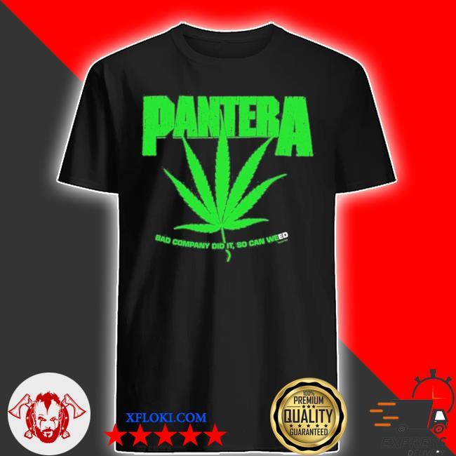 pantera flying across america shirt