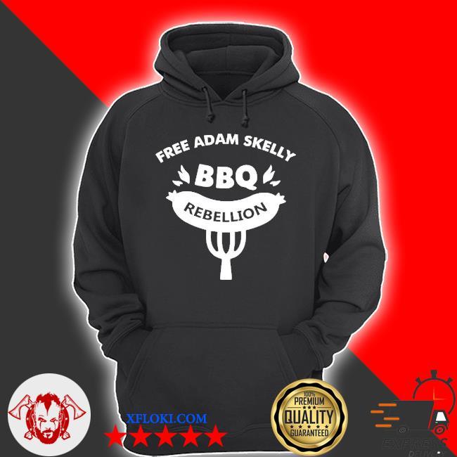 Rebel news store free adam skelly Bbq Rebellion s hoodie