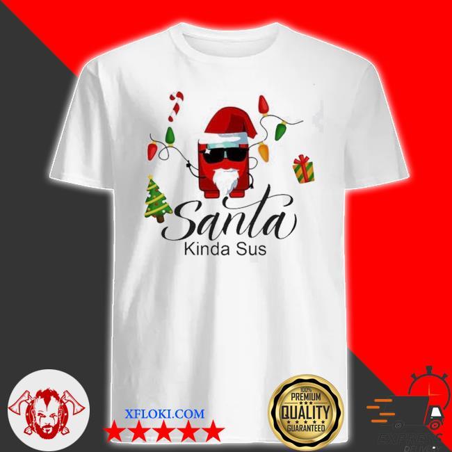 Santa Kinda SUS christmas sweater