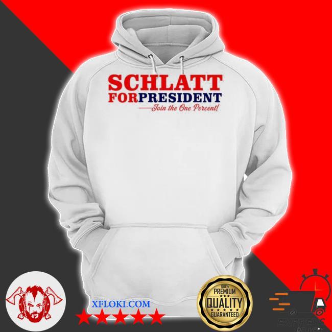 Schlatt for president s hoodie