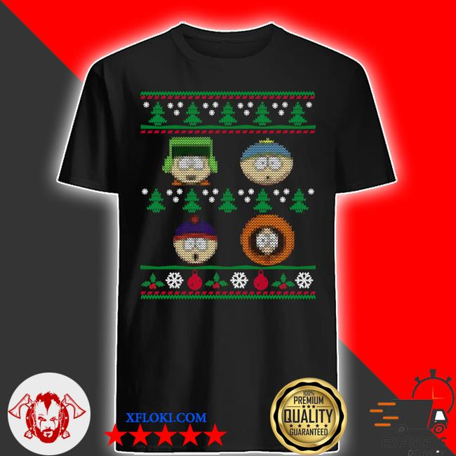 South Park Ugly Christmas Sweater