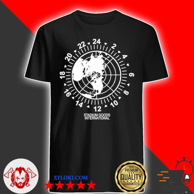 Stadium goods international shirt